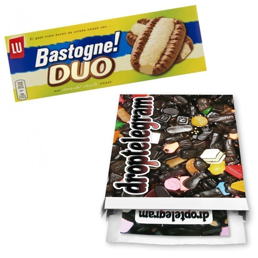 Bastogne Biscuits Duo