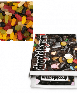 Winegums Droptelegram