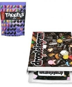 Venco Tikkels Drop & Fruit